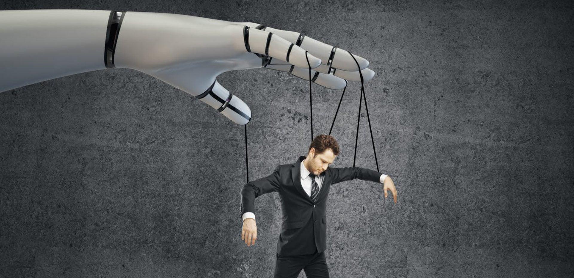 تأثیر هوش مصنوعی در زندگی بشر