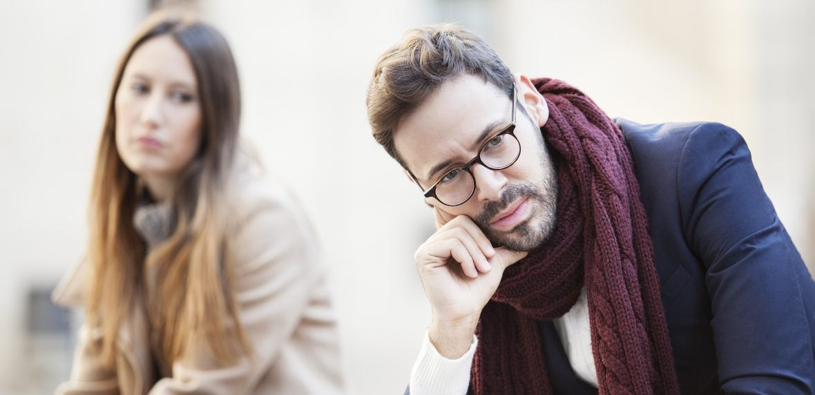 کاهش علاقه در روابط
