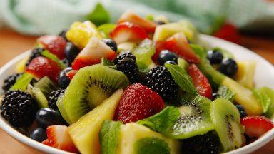 میوه هایی با بیشترین میزان قند
