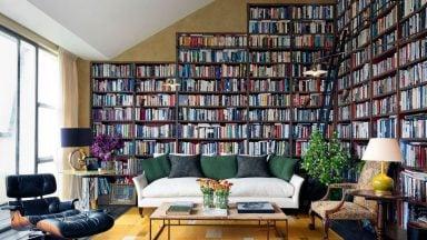 ساخت قفسه کتاب