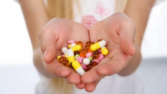 قرص های ویتامین