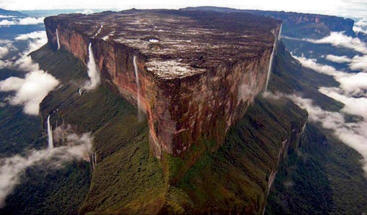 Roraima در ونزوئلا
