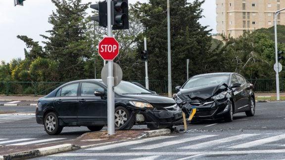 مرگومیر بر اثر تصادفات