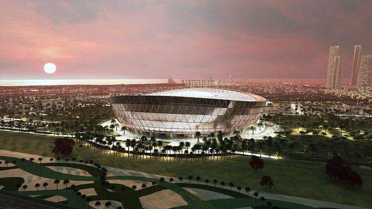 ورزشگاه Lusail قطر
