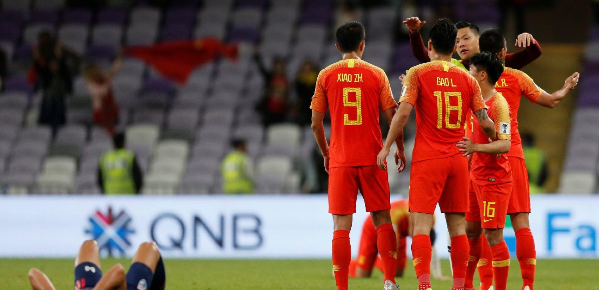 بازی ایران و چین