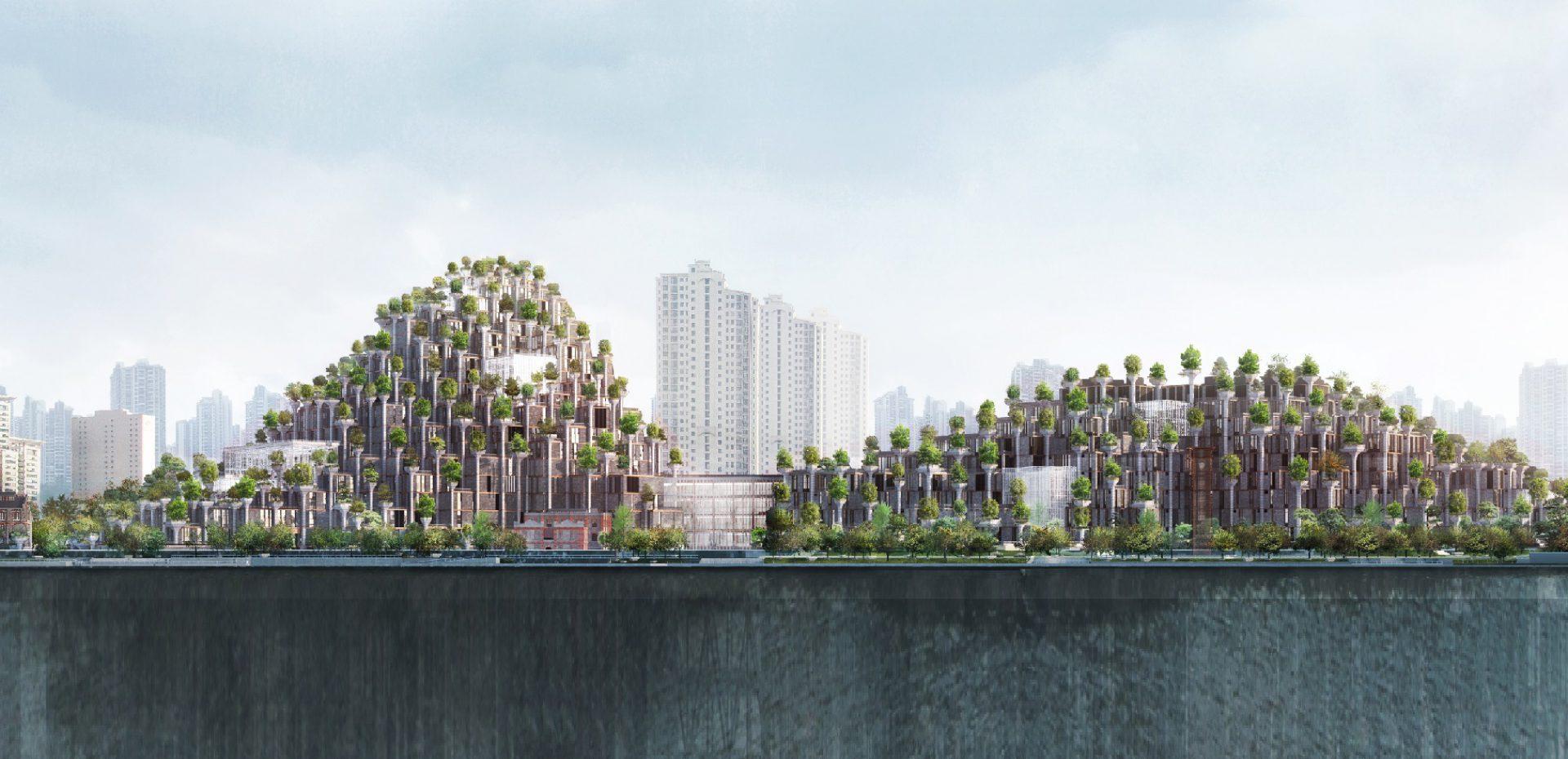 1000 Trees در شانگهای
