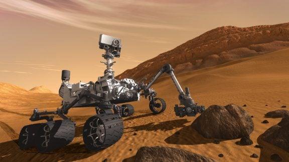 مریخنورد آپورچونیتی پس از 15 سال فعالیت بر سطح مریخ خاموش شد!
