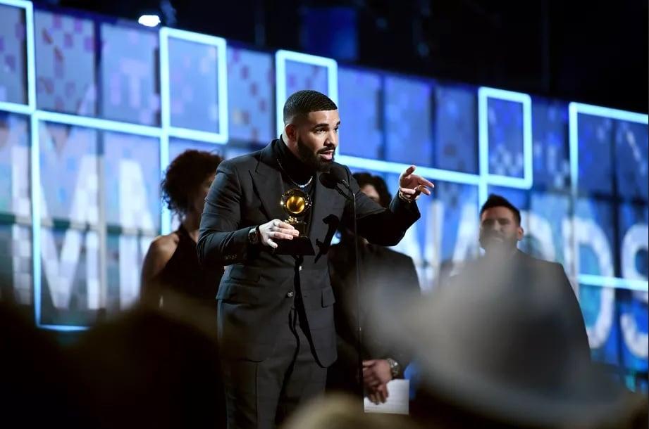 Drake برنده مراسم گرمی سال 2019