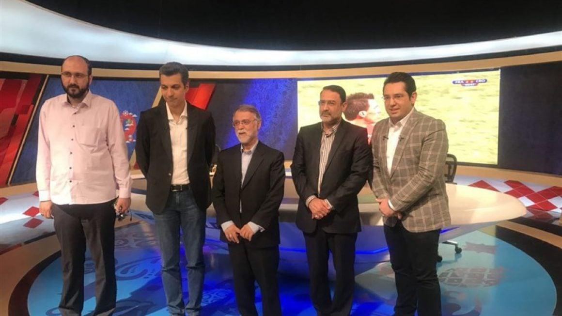 جدال فروغی و فردوسیپور – وضعیت نامعلوم برنامه نود