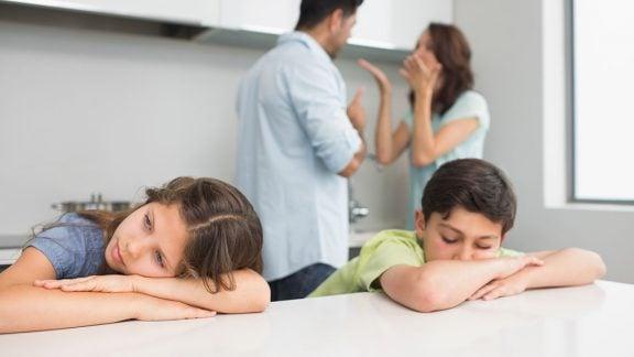 تأثیرات طلاق بر فرزندان