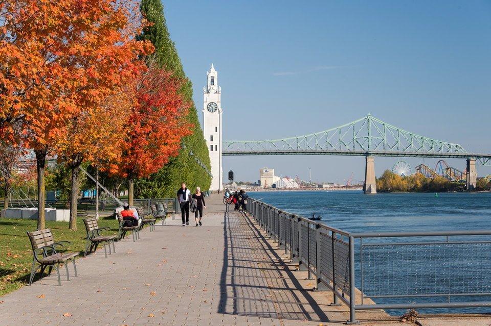 بهترین شهرهای دنیا مونترال – کانادا