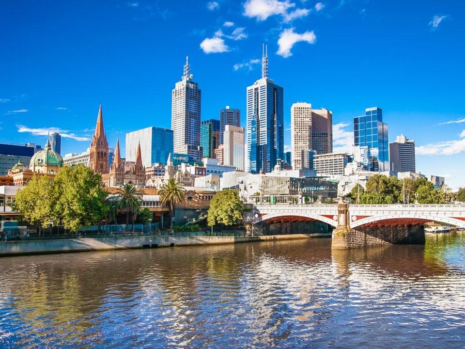 بهترین شهرهای دنیا، ملبورن – استرالیا