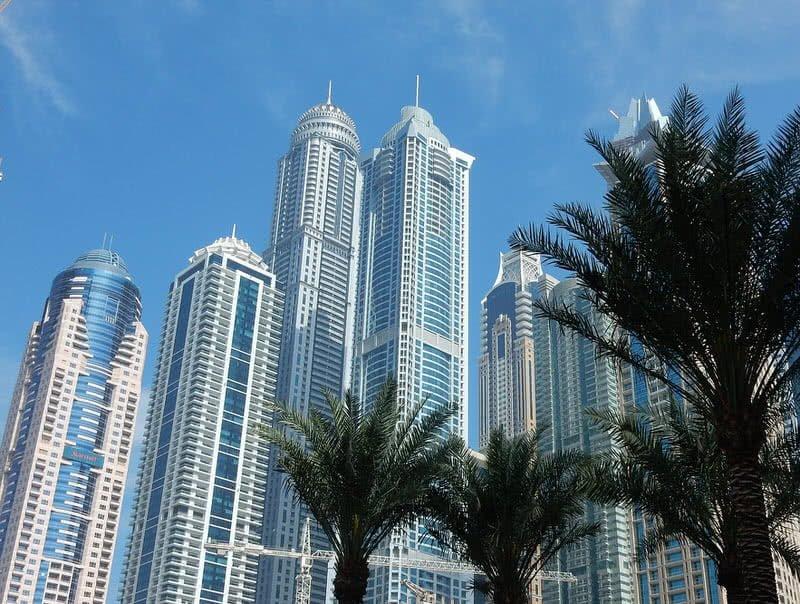 برج شاهزاده دبی