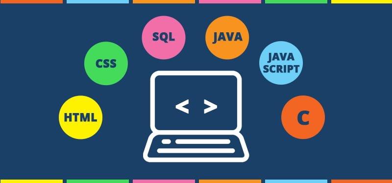 در ادامه زبانهای html و css شما میتوانید مکلم اینها یعنی جاوا اسکریپت را انتخاب کنید.