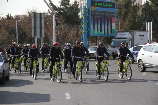 دوچرخه و دوچرخه سواری در ایران بسیار تاریخ پرفراز و نشیبی را سپری کرده است.