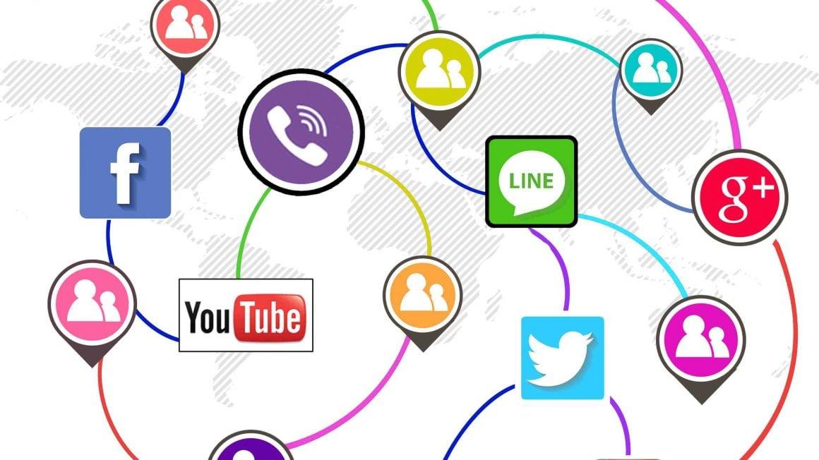 شبکههای اجتماعی در ابتدا آشنایی و ایجاد ارتباط بین دوستان بود