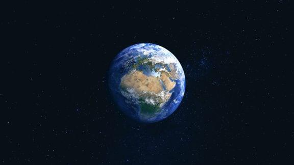 جزییاتی از زمین