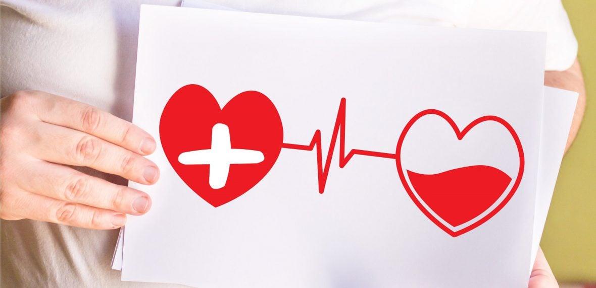 تبدیل گروه خون اهدایی