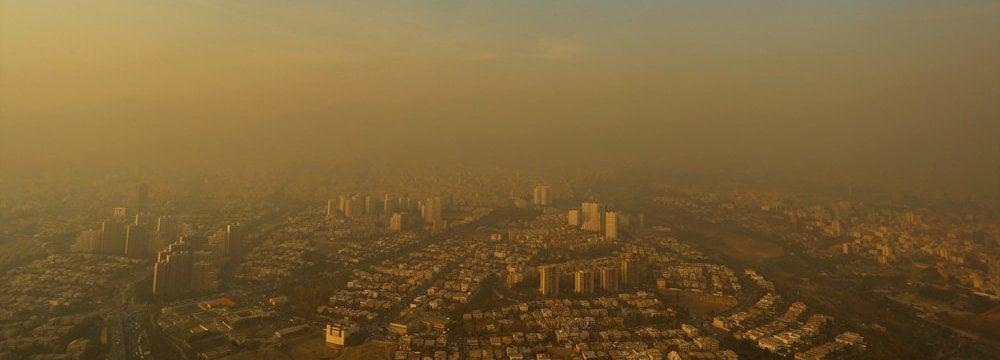 تخریب لایه ازن-خطر هشداردهنده آلودگی هوا