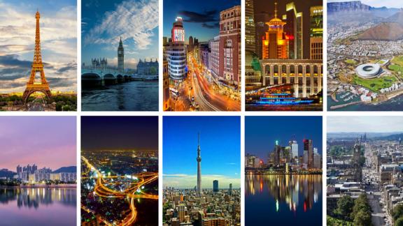 پر ازدحامترین شهرهای اروپا و مکانهای جایگزین آنها را بشناسید (سری اول)