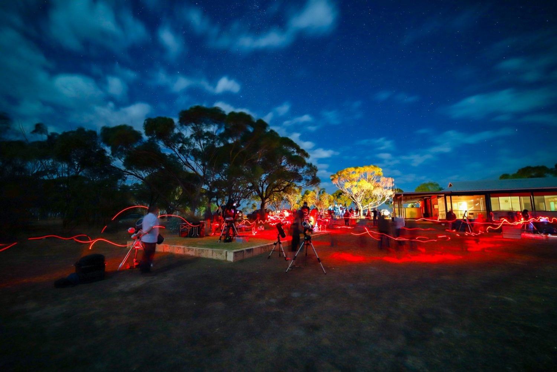 آسمانگردی غرب استرالیا-مورا