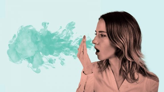 با رعایت این چند نکتهی ساده، بوی بد دهان خود را از بین ببرید