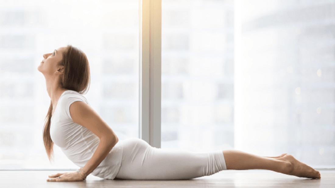 10 حرکت برتر یوگا کبری