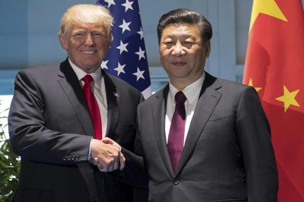 ادعای ترامپ و رئیس جمهور چین