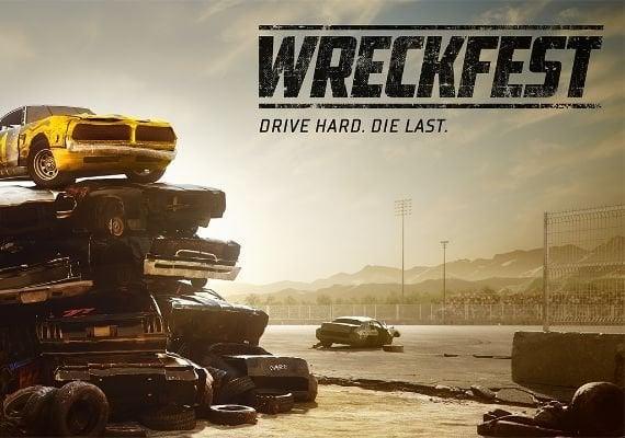 برترین بازیهای آگوست 2019-Wreckfest