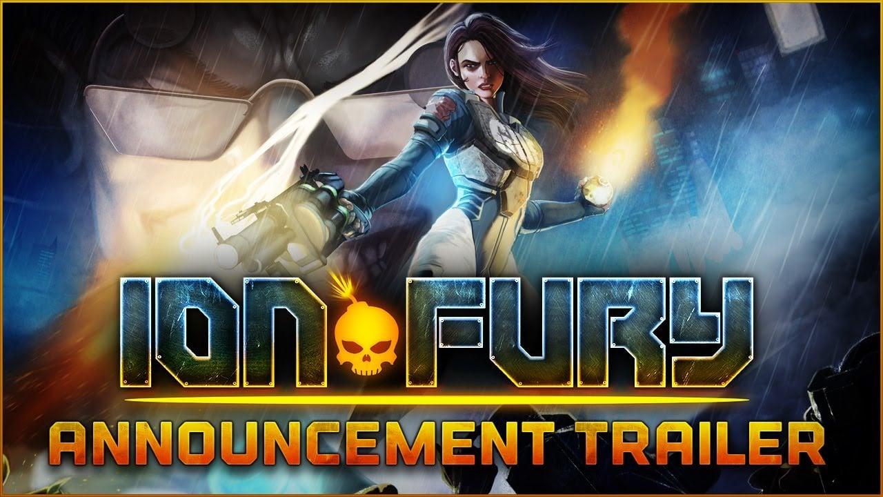 برترین بازیهای آگوست 2019-Ion Fury