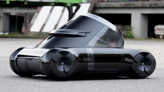 خودرو خلاقانه Volvo PV میتواند آینده سفرهای درون شهری باشد