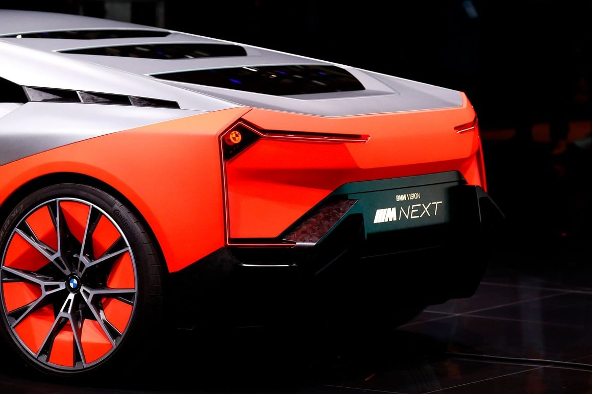 A BMW Vision M Next Concept