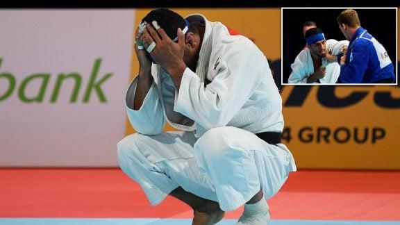 تعلیق فدراسیون جودو ایران پس از باخت اجباری سعید ملایی در انتخابی المپیک 2020 توکیو