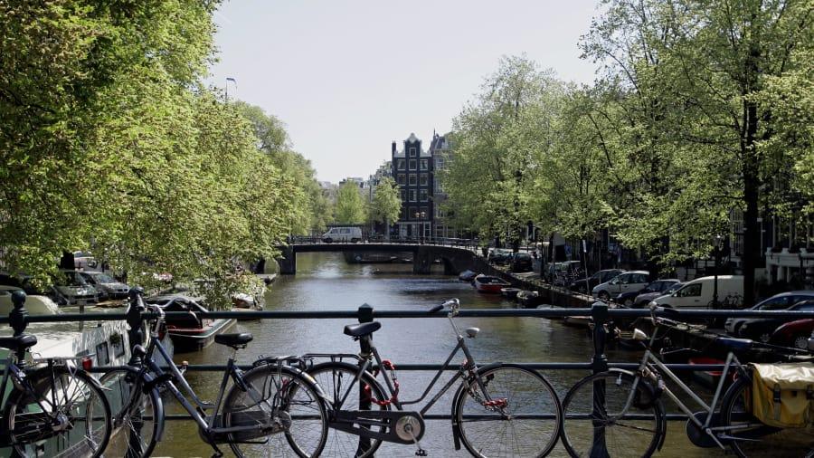 آمستردام، پایتخت هلند
