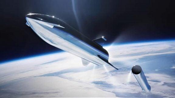 پروژههای جدید ایلان ماسک در راستای فضاپیمای جدید برای رفت و آمد به ماه