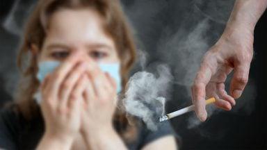 بوی سیگار