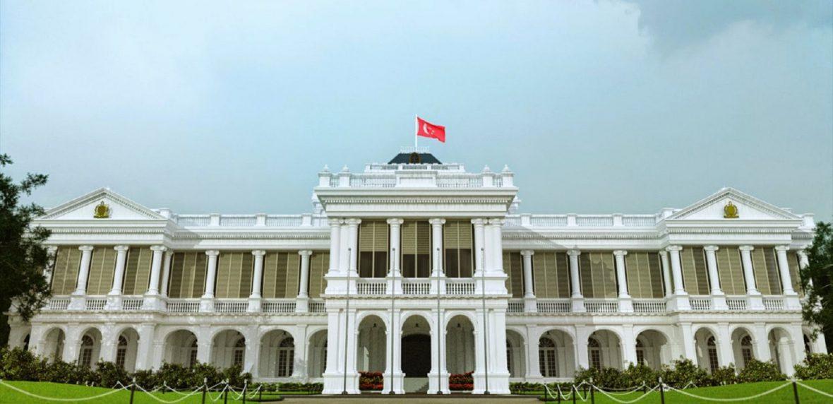 بازدید از کاخ ریاست جمهوری ایستانا