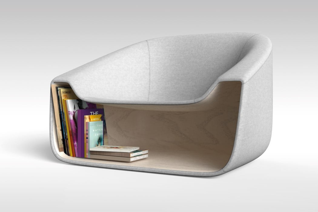 طراحی خیالی و مفهومی کاناپه - Wei He