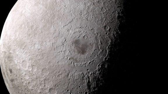 ناهنجاری فلزی در اعماق ماه: اکتشاف جدید دانشمندان در کیلومترها پایینتر از سطح سیاره