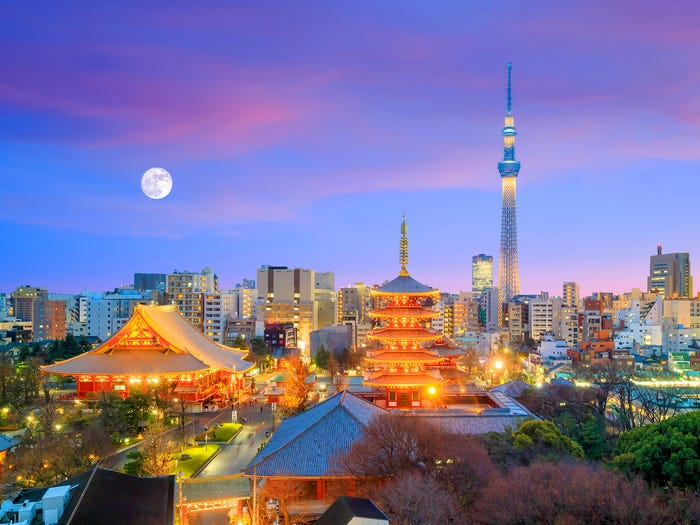 قدرتمندترین پاسپورتهای سال 2020 - ژاپن