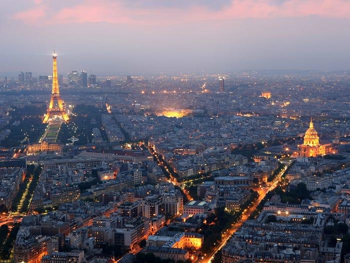 قدرتمندترین پاسپورتهای سال 2020 - فرانسه