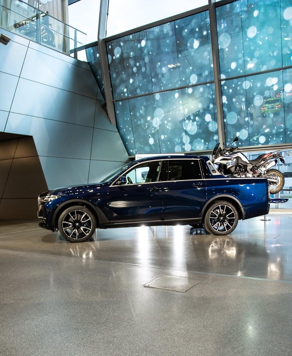 نمایشگاه BMW Welt مونیخ آلمان