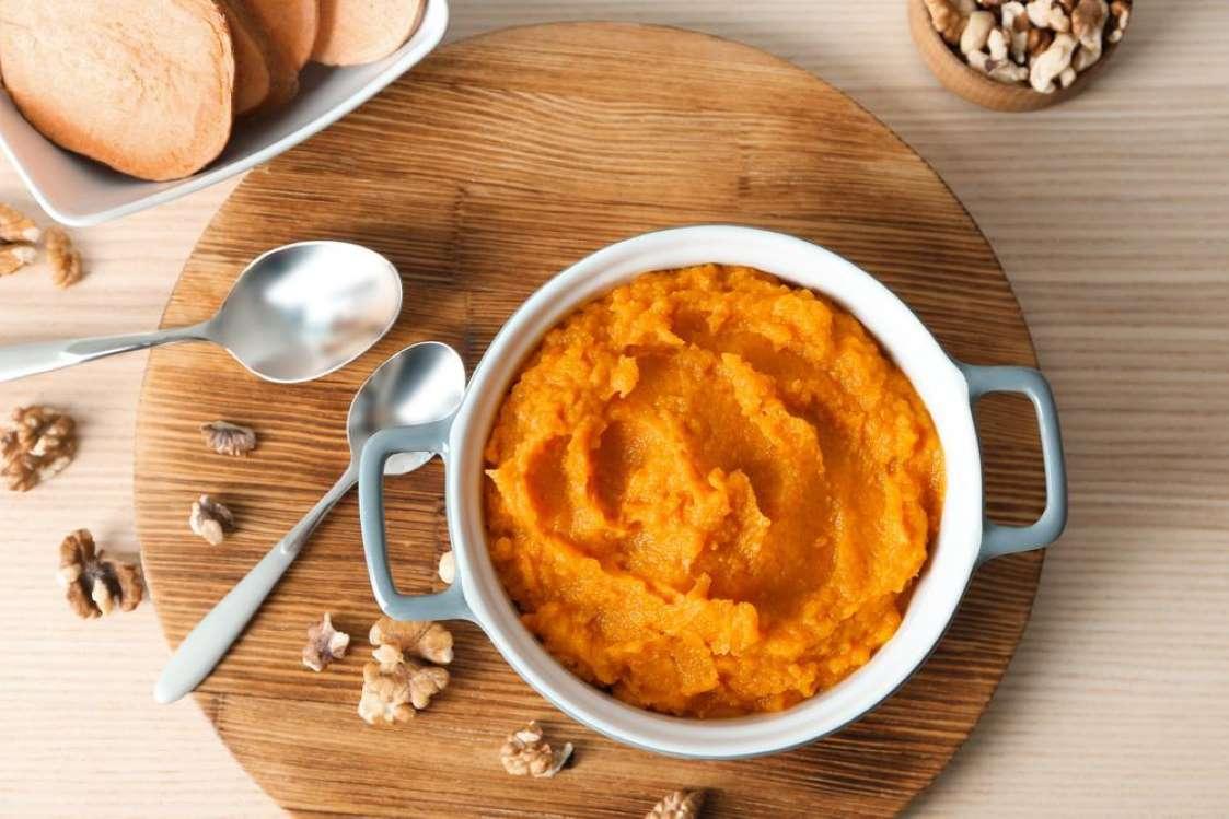 10 خوراکی دوران بارداری - 6. سیبزمینی شیرین