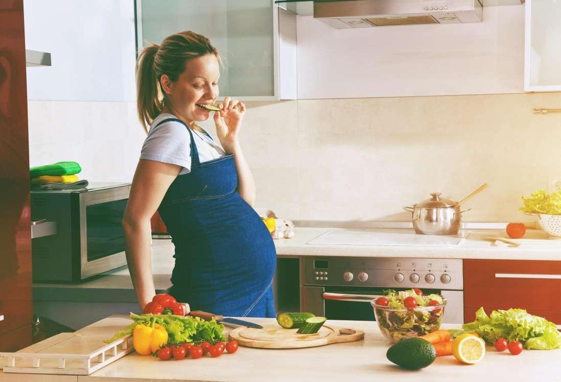 10 خوراکی دوران بارداری