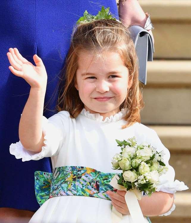 اعضای نسل آینده خاندان سلطنتی - پرنسس شارلوت از کمبریج
