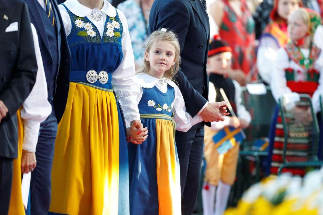 اعضای نسل آینده خاندان سلطنتی - پرنسس استل از سوئد