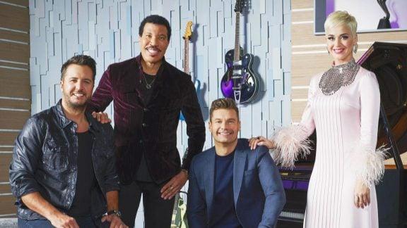 نشت گاز در مسابقه American Idol