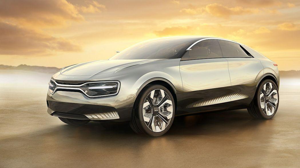 مدل مفهومی Kia Imagine