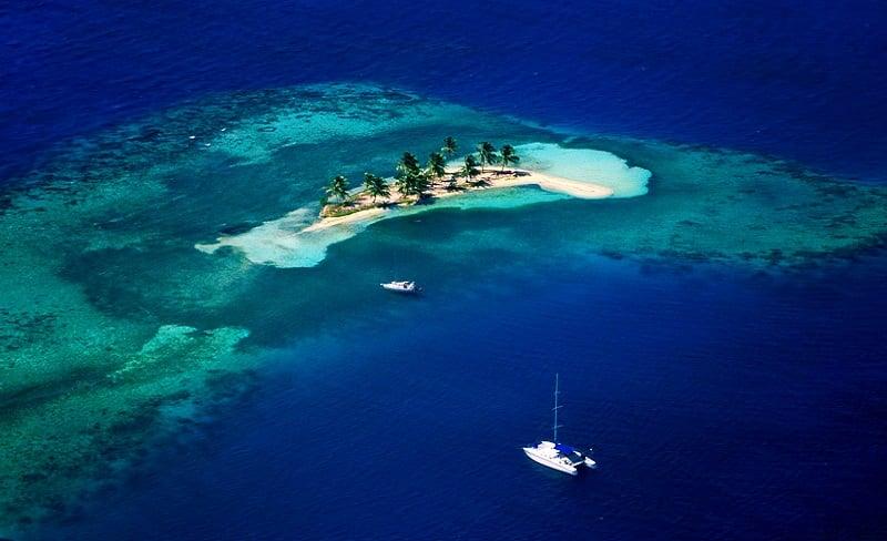 راهنمای محلی بلیز - 2. از شنا و غواصی در دریای کارائیب لذت ببرید