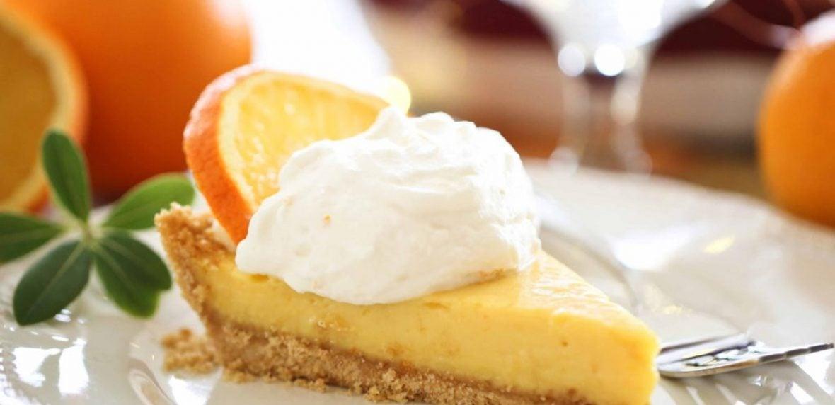 پای پرتقال و لیمو